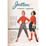 Harper's Bazaar, 1954.