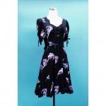 #1930s bias cut swing dress, coming soon // tastefulshop.etsy.com
