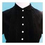 Lots to shoot today... Including this #1950s Judy Bond blouse…