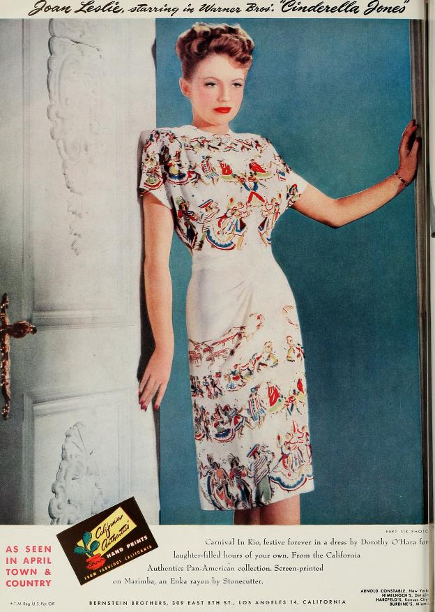 California Stylist, April 1946