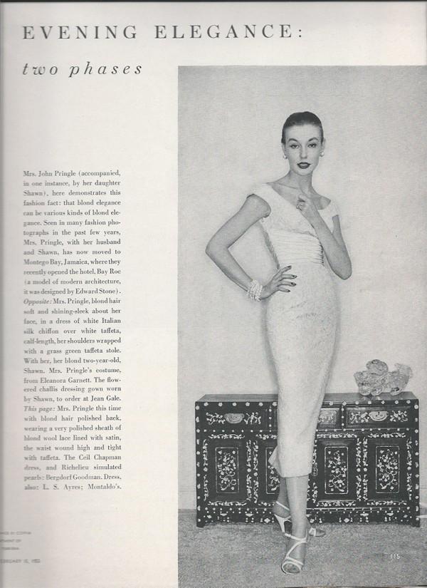Vogue, February 15, 1953