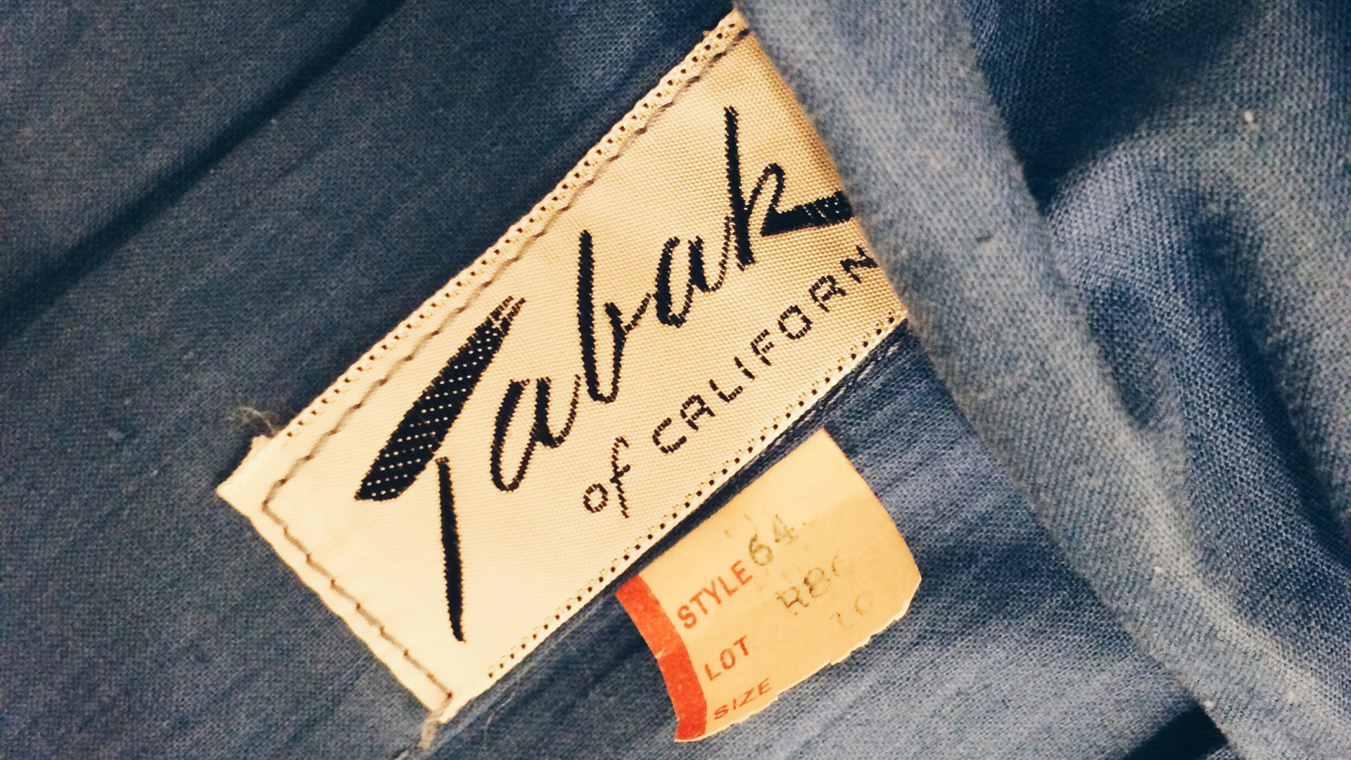 Meet a label/designer: Tabak of California and Irene Saltern