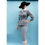 First listing of 40: a #1950s suit from a Beverly…