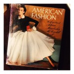 A little evening reading  fashionhistory