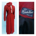 Just listed this 1950s xs dream suit with matching berethellip