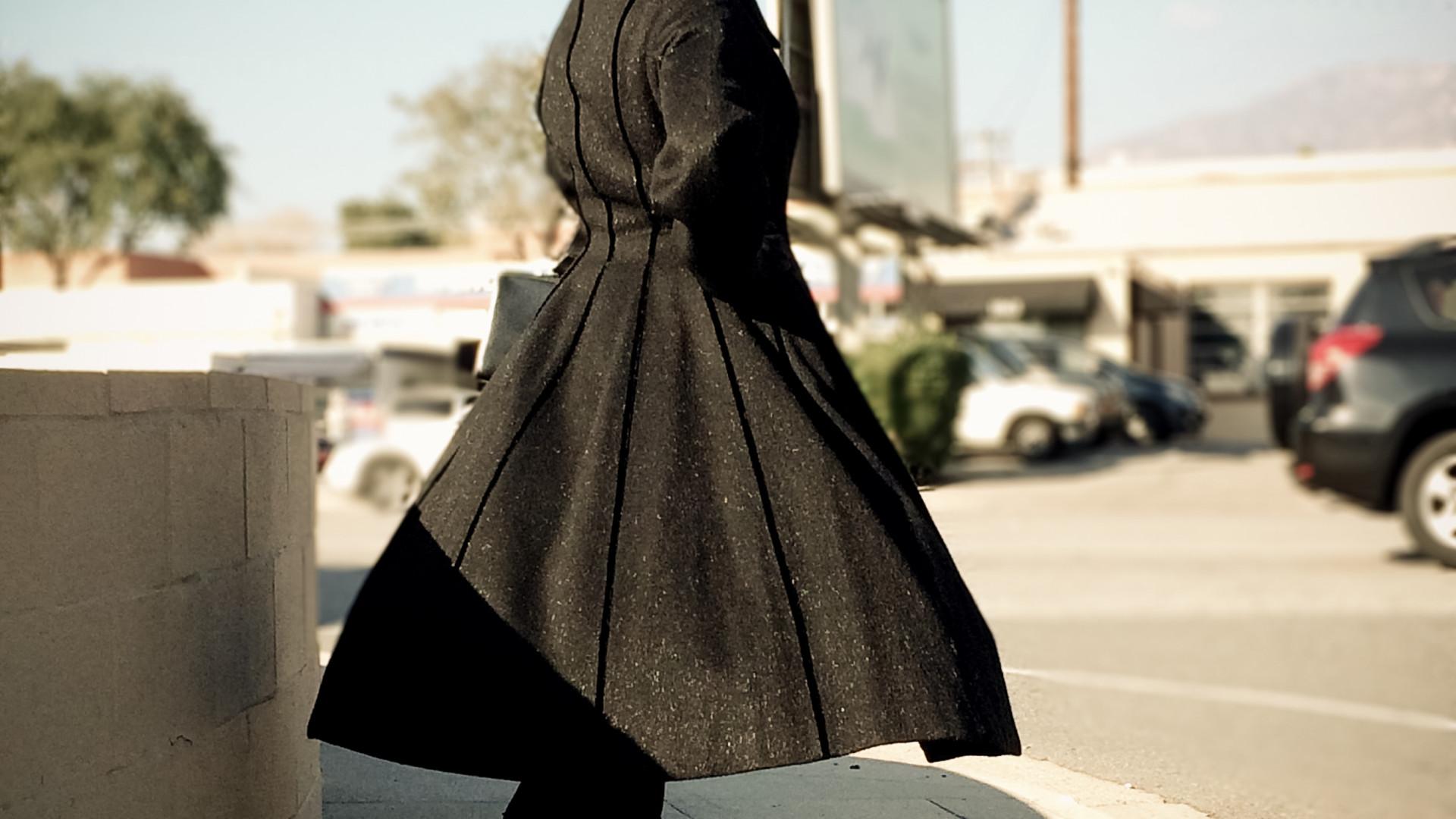 Lilli Ann princess coats