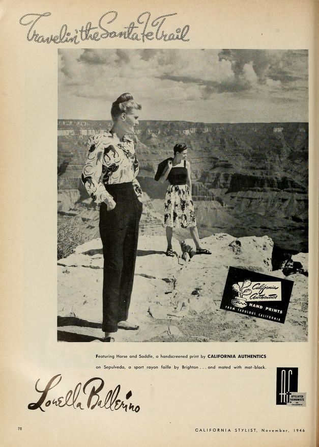 California Stylist, November 1946